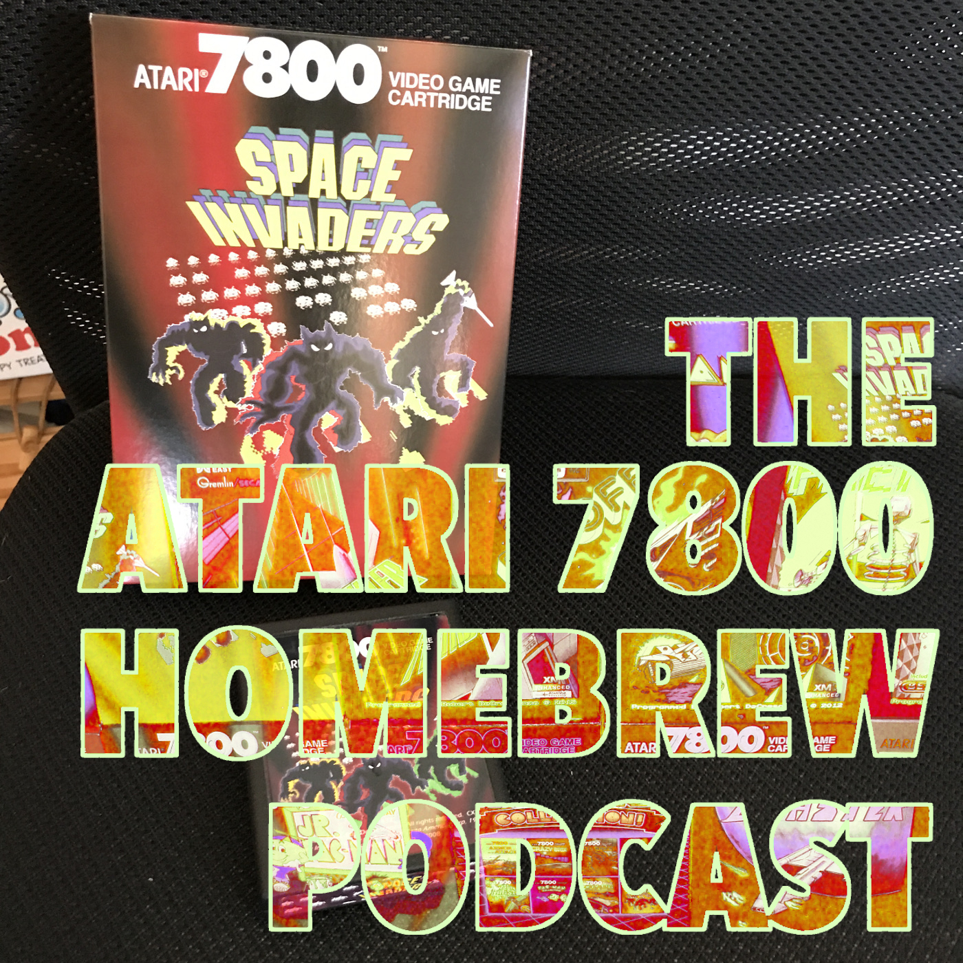 Episode 9: Space Invaders