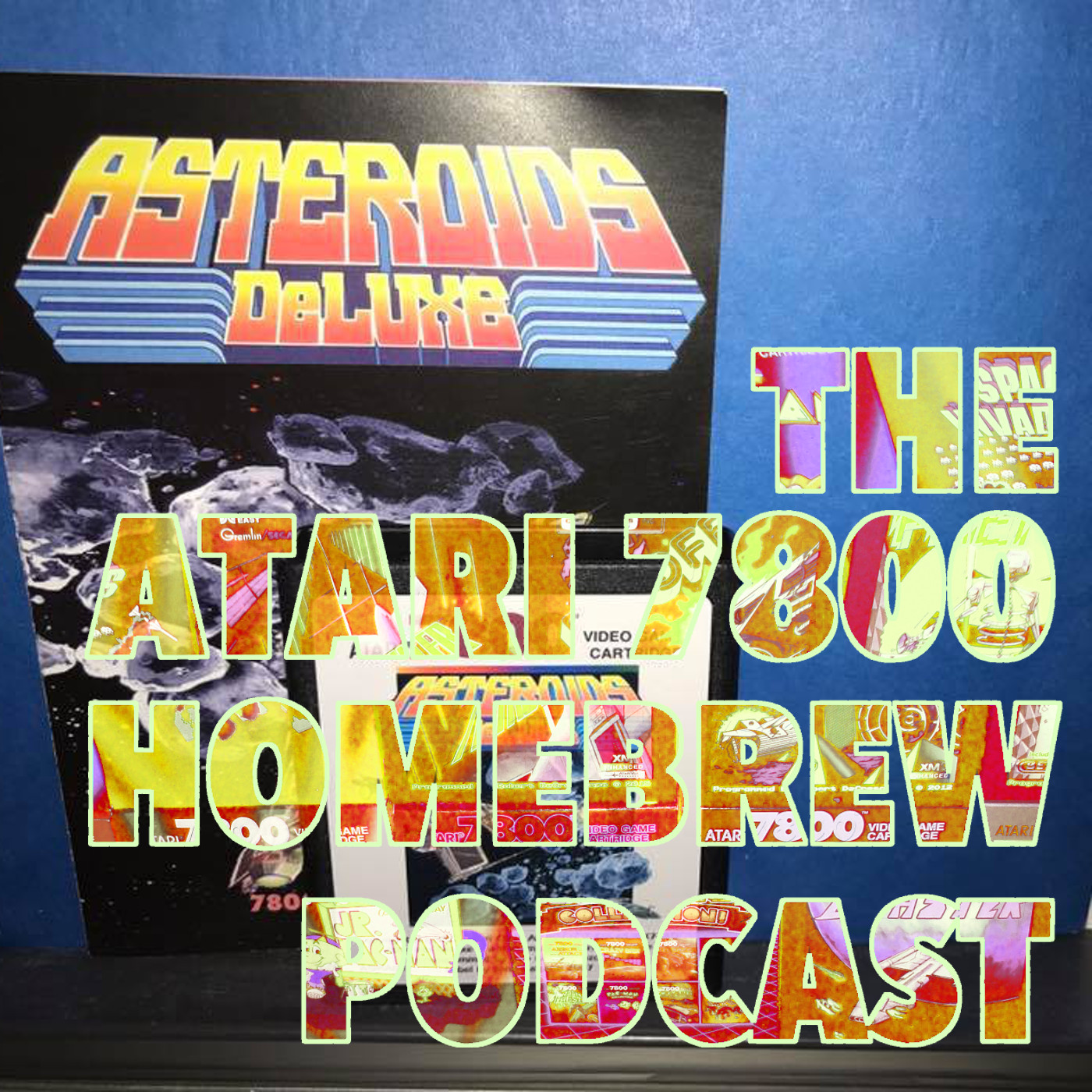 Episode 13: Asteroids DeLuxe