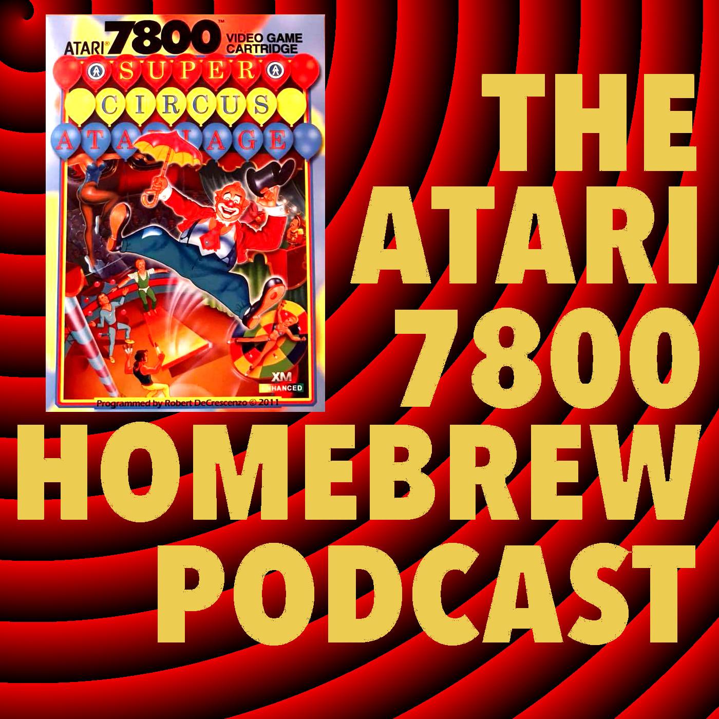 Episode 21: Super Circus AtariAge