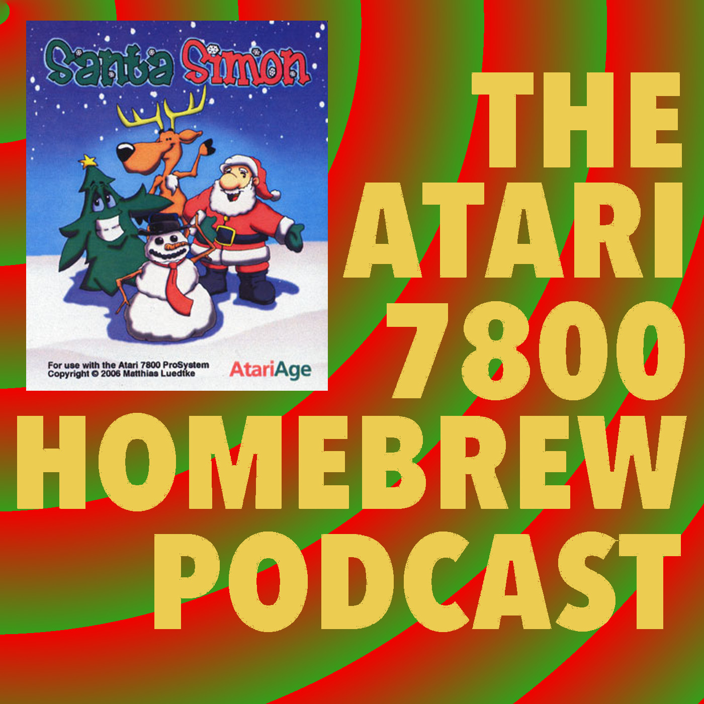 Episode 26: Santa Simon (and other Christmas goodies!)