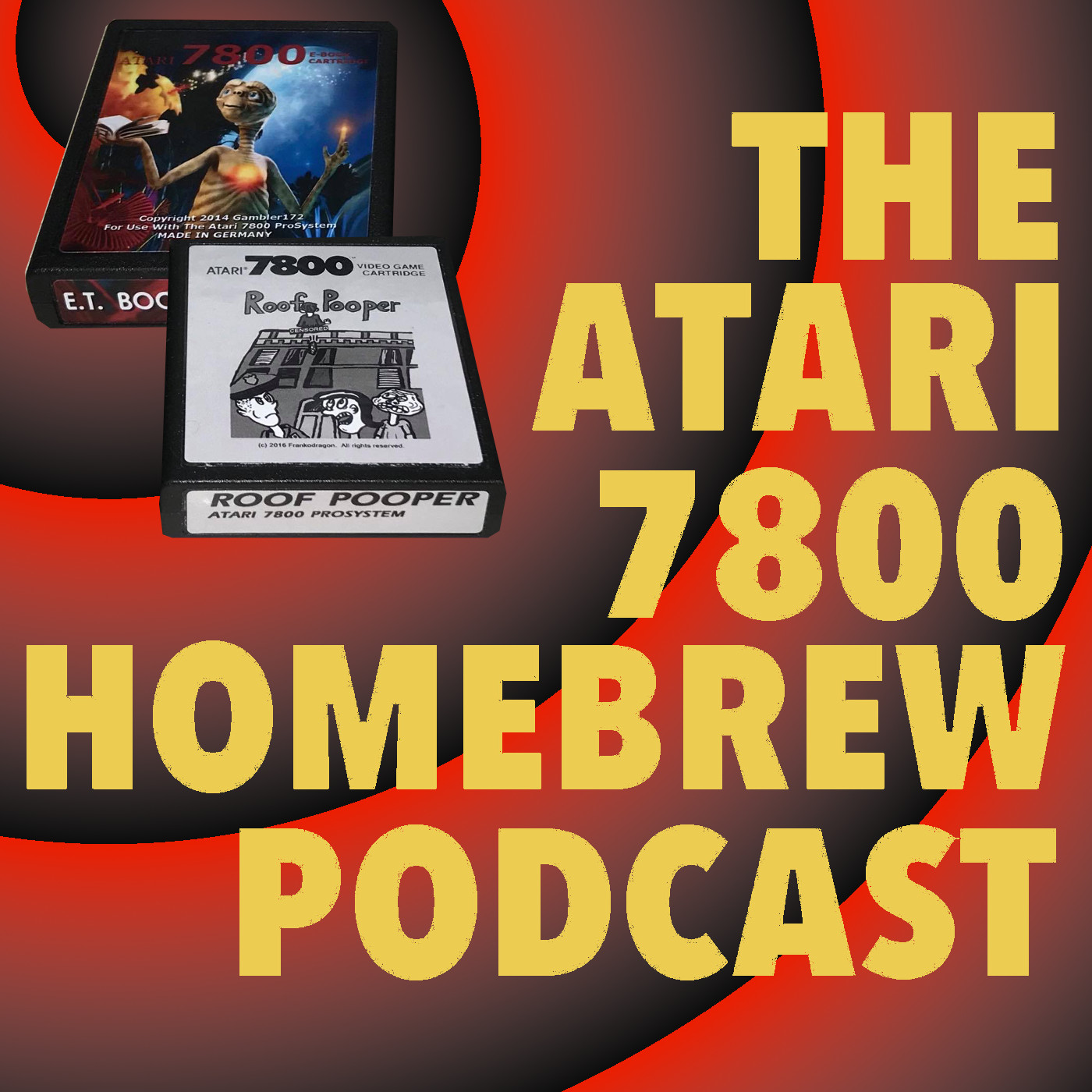 Episode 29: E.T. Book Cart 7800 and Roof Pooper