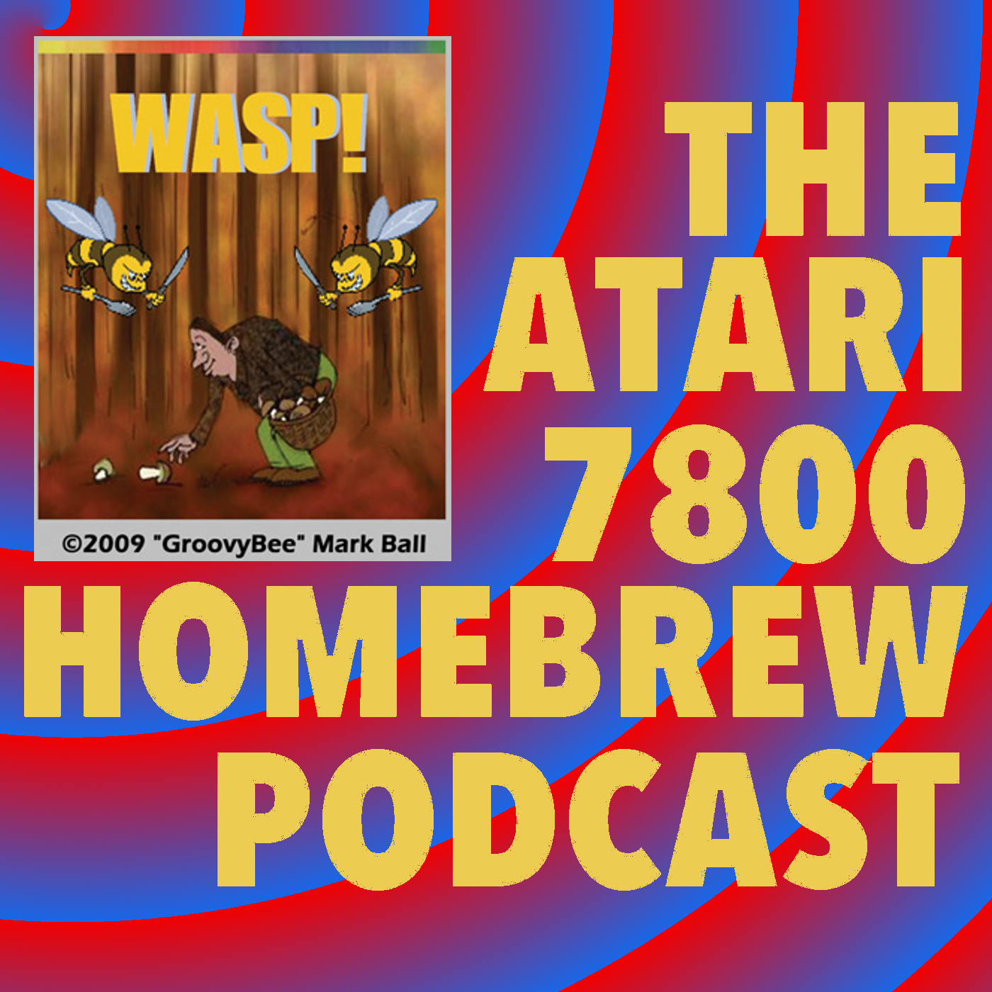 Episode 31: Wasp!