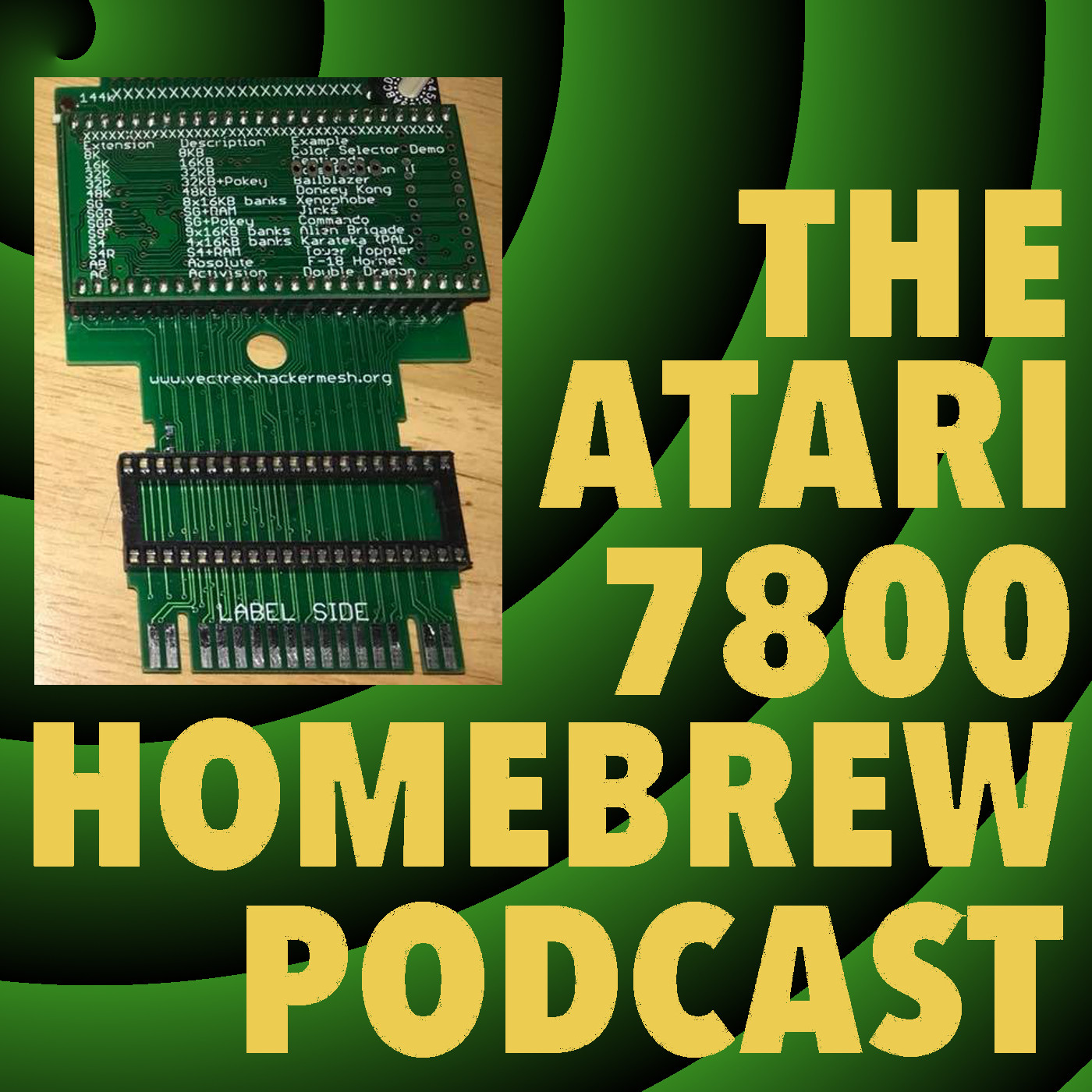 Episode 36: Mateos Rewritable Multigame Cartridge