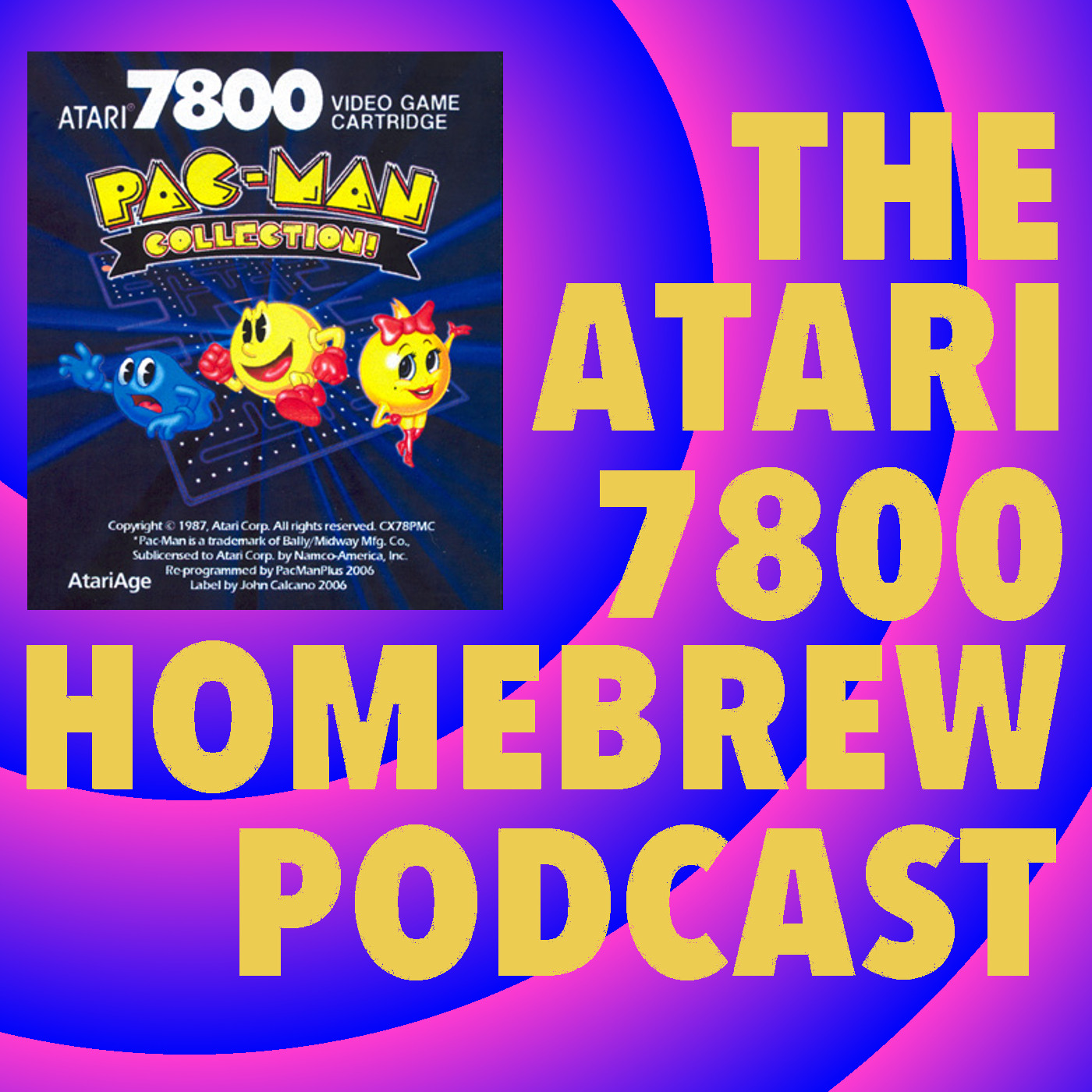 Episode 40: Pac-Man Collection! (part 2)